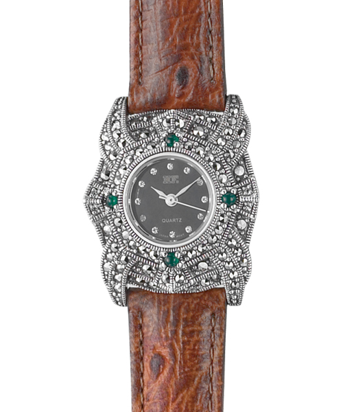 Marcasite Jewelry Watch HW0066 ONX F