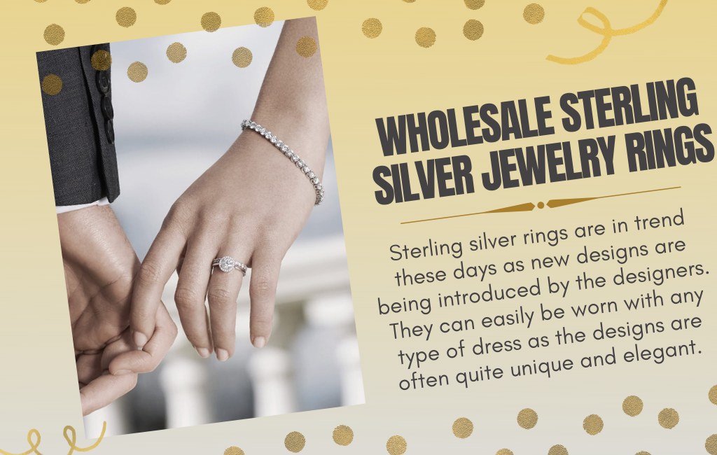 Wholesale Sterling Silver Jewelry Rings