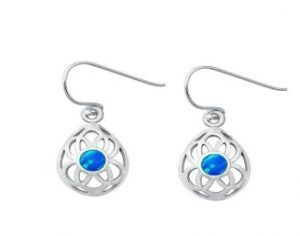 Popular Wholesale Sterling Silver Earrings 02