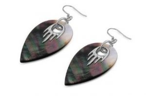 Popular Wholesale Sterling Silver Earrings 03